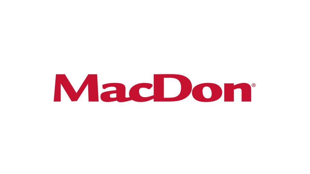 macdon logo